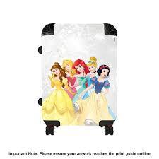 personalised disney princesses cabin