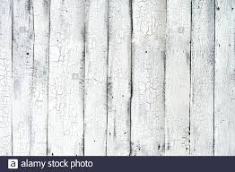 Old Wooden Fence Painted White Wooden Background Stock Photo Alamy