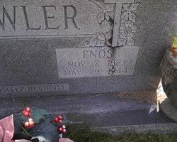 Enos P. Fowler (1883-1944) - Find A Grave Memorial