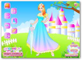 most beautiful princess dress up game
