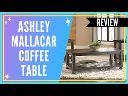 ashley fantell occasional table set