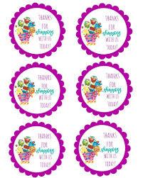 Shopkins Free Birthday Party Printables Shopkins Fiesta Tarjeta