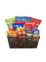 jumbo junk food gift basket chagne