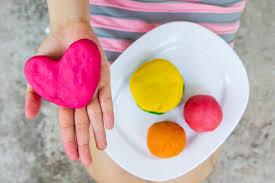 make homemade kool aid play dough