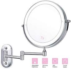 xifiry wall mounted makeup mirror 7x