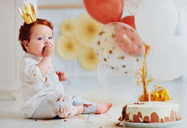 st birthday wishes messages quotes for baby girl boy