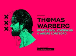 Thomas Warberg tickets | Buy from the official Ticketmaster site
