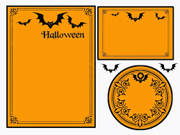 Murcielagos Kit Para Halloween Para Imprimir Gratis Ideas Y
