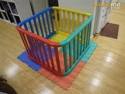 Babyco Indoor Toy Child Safety Play Pen Safety Barriers Baby Protection Safety Fence Malvern East