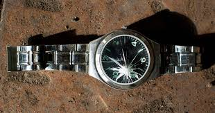 remove scratches from any watch crystal