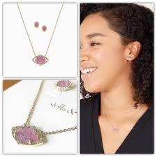 stella and dot charlotte pendant