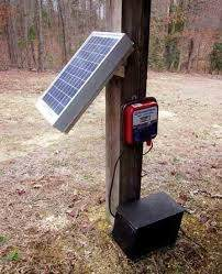 Power An Electric Fence With Solar Mother Earth News