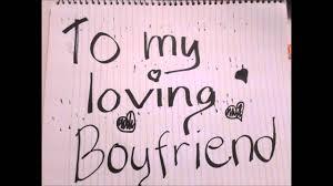 monthsary surprise for boyfriend