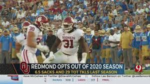 OU's Jalen Redmond Opts Out Of The 2020 Season – Dean And Dusty Dvoracek  React | News Break