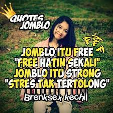 quotes jomblo quotes kekinian pages directory