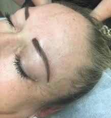 permanent makeup procedures powder