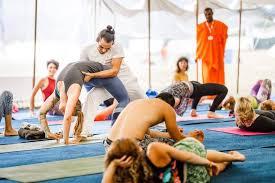 hatha yoga teacher in goa