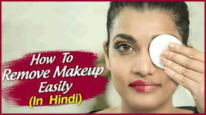 makeup removal tutorial