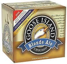 goose island blonde ale 12 ea