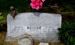 Geneva Marie (Sullivan) Calhoun (1912-2000)   WikiTree FREE Family Tree
