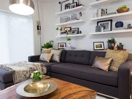 living room ideas for a grey sectional