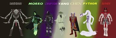 The Villains of Ninjago by BobBricks | Ninjago, Lego ninjago lloyd, Lego  ninjago