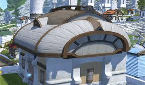 Riviera Cottage Roof Stone