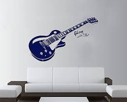 Large Gibson Les Paul Guitar Rock Bedroo Buy Online In Belize At Desertcart