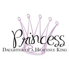 Daughter Of A Heavenly King Wall Quotes Decal Wallquotes Com