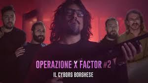 The Jackal - Operazione X FACTOR #2 (Alessandro Borghese ...