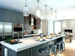 modern pendant lighting kitchen