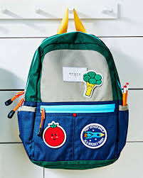 Backpack With Iron On Patches Martha Stewart