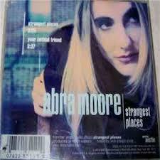 Abra Moore - Strangest Places FLAC album download