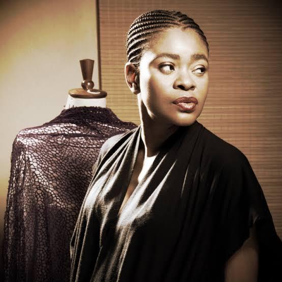 Deola Sagoe, a Nigerian Entrepreneur and Fashion Designer.
