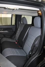 jeep liberty rear seat covers 08