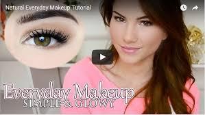 natural everyday makeup tutorial style pk