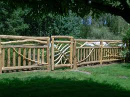 Fencing Natural Edge