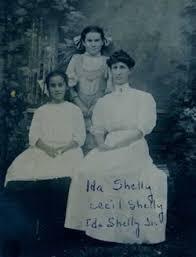 """Exilda """"Ida"""" Butler Shelley (1868-1956) - Find A Grave Memorial"""