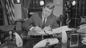 john f kennedy s legacy in education and the space race