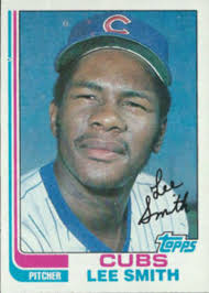 Lee Smith makes the Hall of Fame after reluctantly playing ...