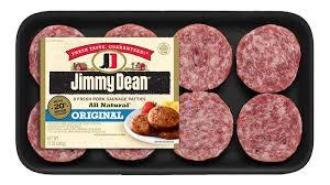fresh pork sausage patties premium and