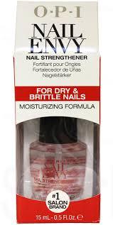 opi nail envy nail strengthener for