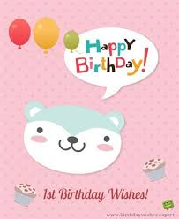 birthday wishes for es a child s