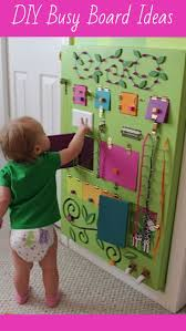 57 Sensory Board Ideas For Toddlers Easy Diy Activity Boards Your Toddler Will Love Diy Busy Board Baby Sensory Board Busy Toddler