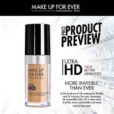 makeup forever hd foundation for oily