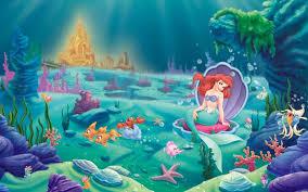 little mermaid wallpaper iphone 63