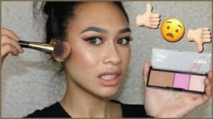 kiko milano one brand makeup tutorial