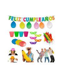 Lote 100 Productos Decoracion Fiesta Cumpleanos 34 95