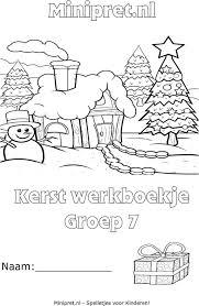 Kerst Werkboekje Groep 7 Pdf Free Download