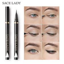 sace lady liquid eyeliner waterproof